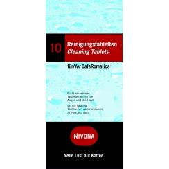 NIVONA NIRT 701 средство для очистки любой модели кофемашины NIVONA от кофейных масел